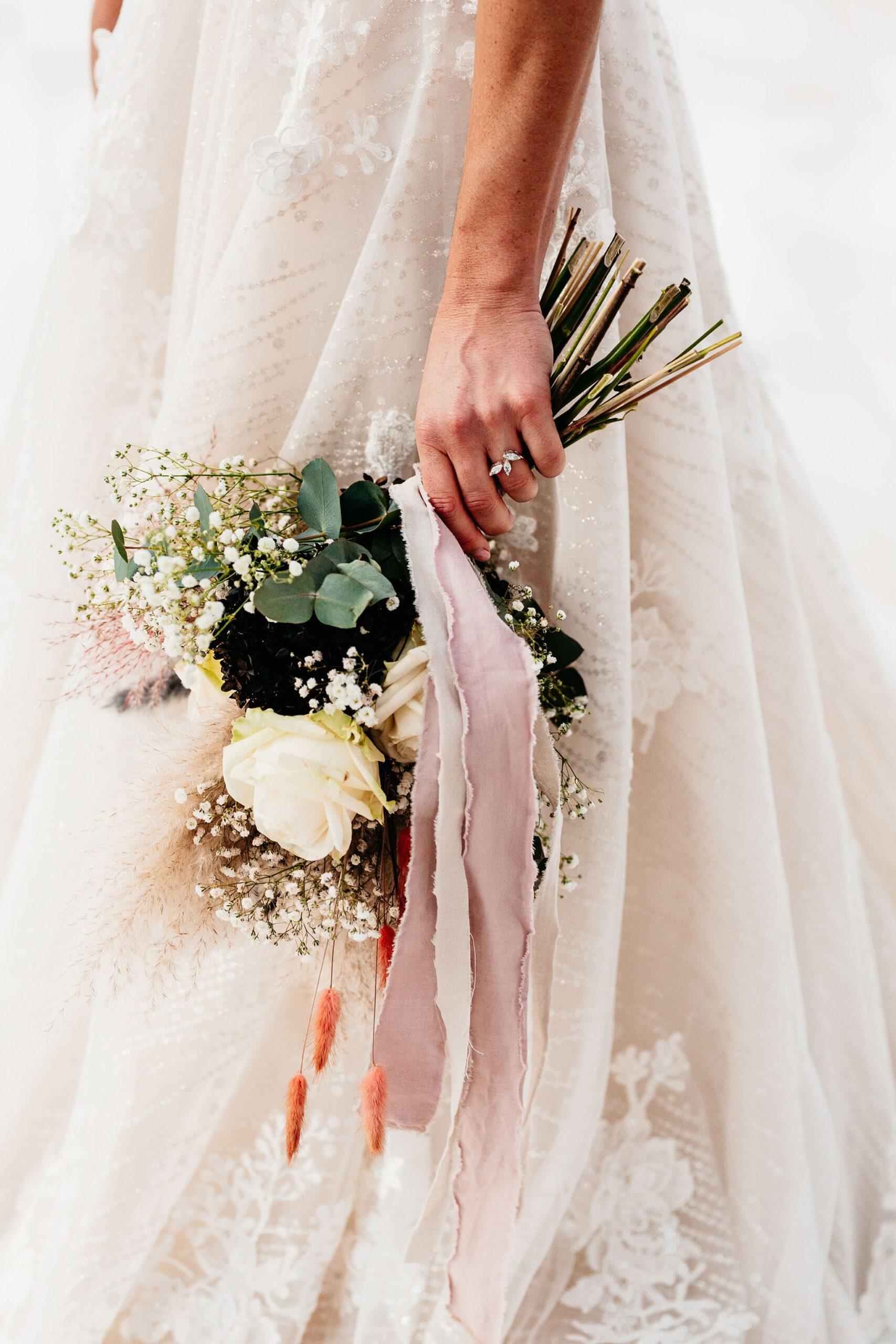 boeket bruiloft